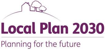 Local plan 2030 logo