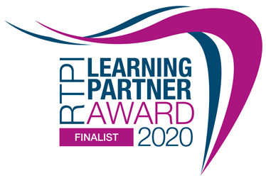 RTPI Learning Partner award 2020